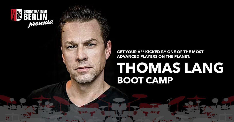 Thomas Lang Boot Camp 2021